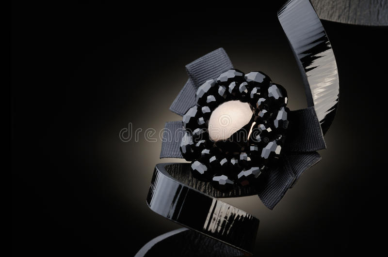Beads And Belt Royalty Free Stock Photography