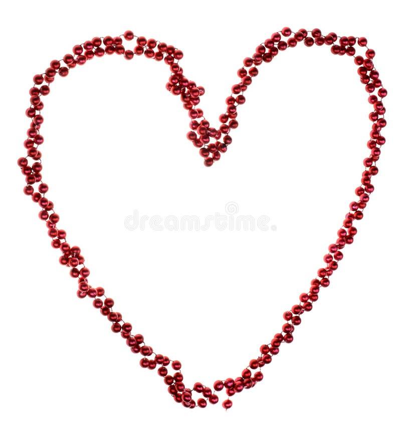 Beads in heart