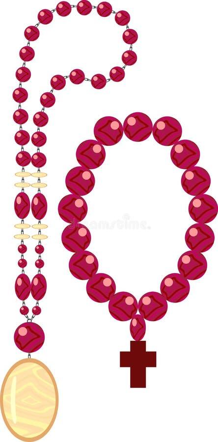 Free Beads Made Of Wood Stock Photo - 16606010