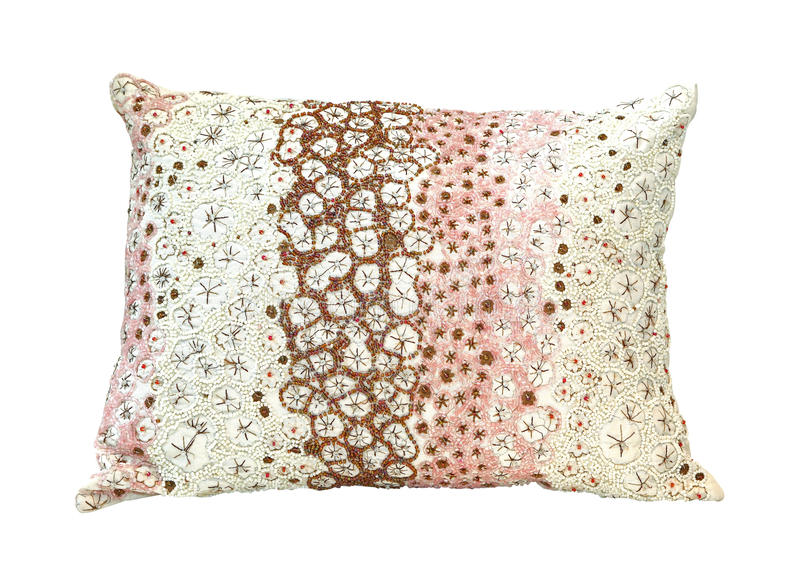 Beads pillow