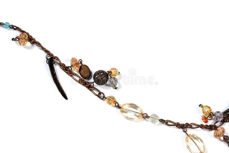 beads tappning arkivbilder