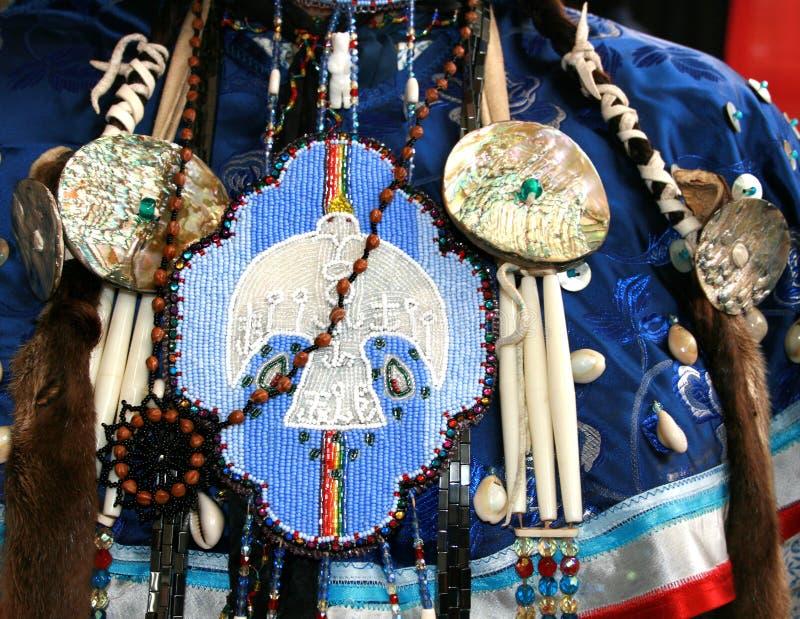 Beadwork D Indien D Ottawa Image libre de droits