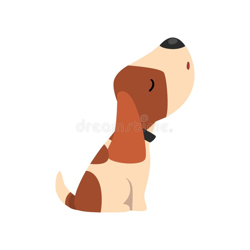 Howling Dog Stock Illustrations – 1,566 Howling Dog Stock ...