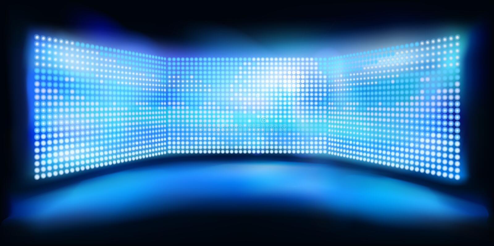 Led Screens Stock Illustrations – 402 Led Screens Stock ...