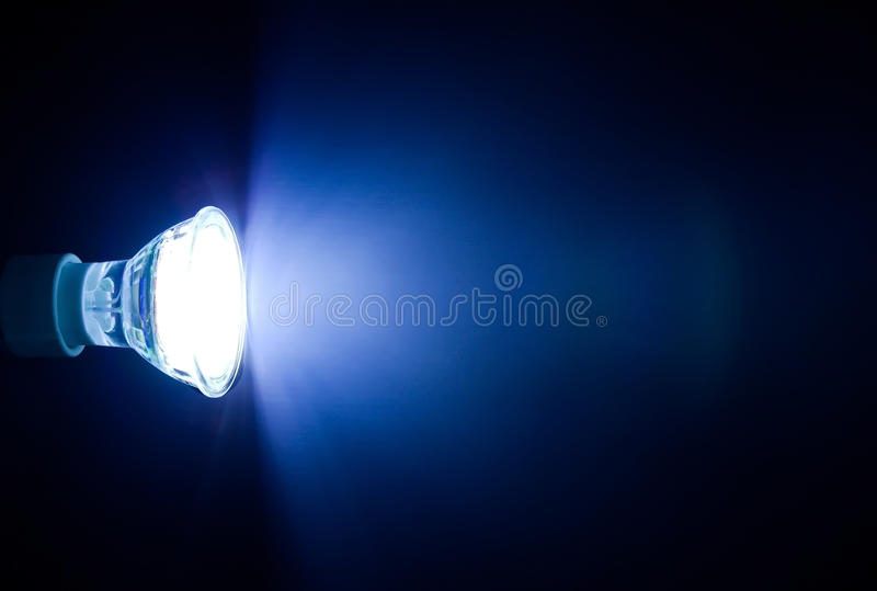Download Beam of led lamp stock photo. Image of illumination, light - 24102482