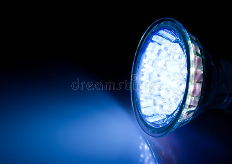 Download Beam of led lamp stock image. Image of electricity, emission - 24102505