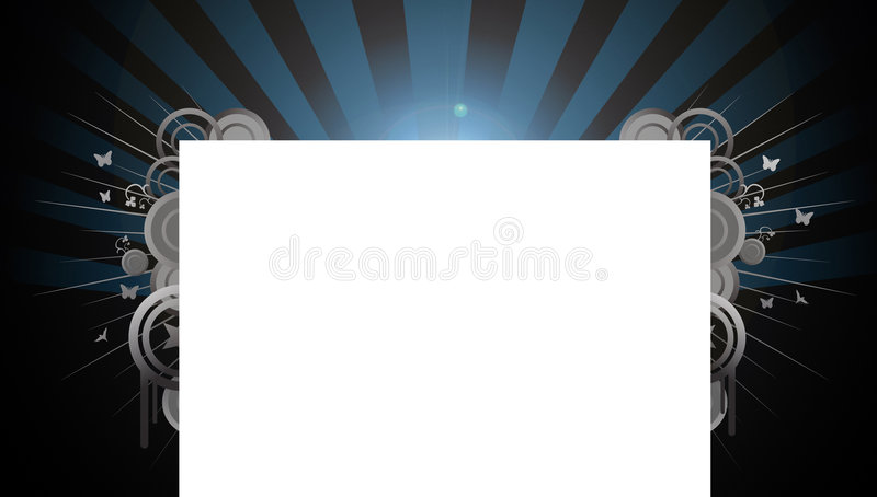 Beams web site background design stock illustration