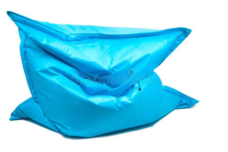 Bean bag chair royalty free stock image