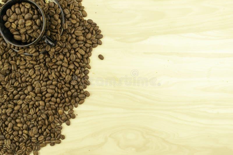 Bean Coffee inteiro imagens de stock