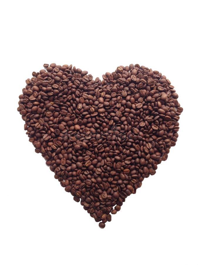 Bean Coffee inteiro imagem de stock