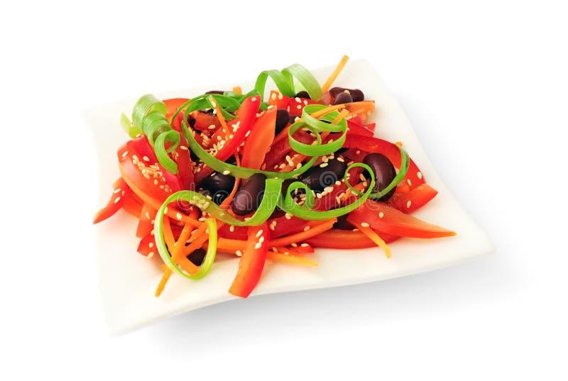 Bean Salad fotografia stock
