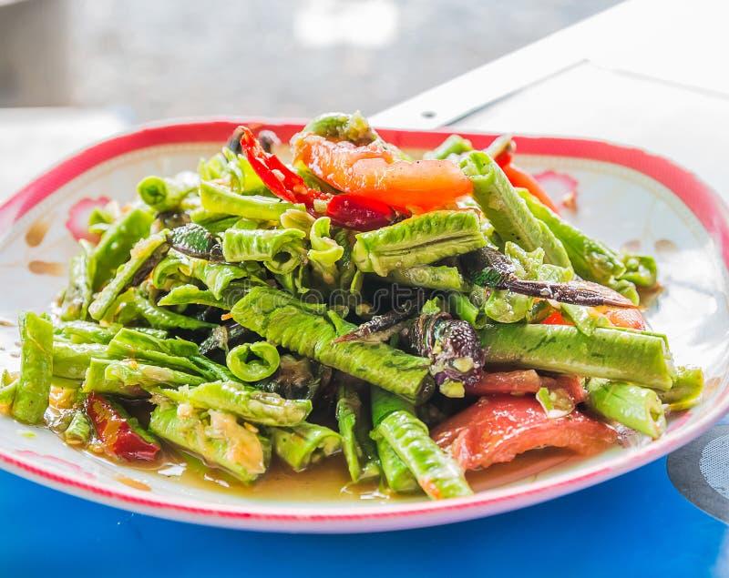 Bean Salad longo fotos de stock