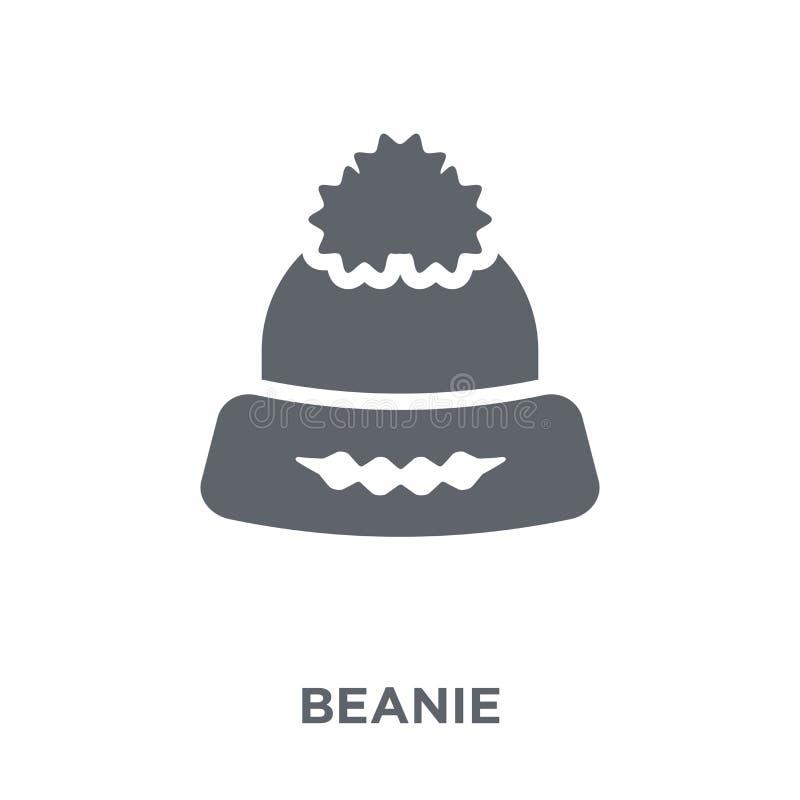 Beanie ikona od kolekcji royalty ilustracja