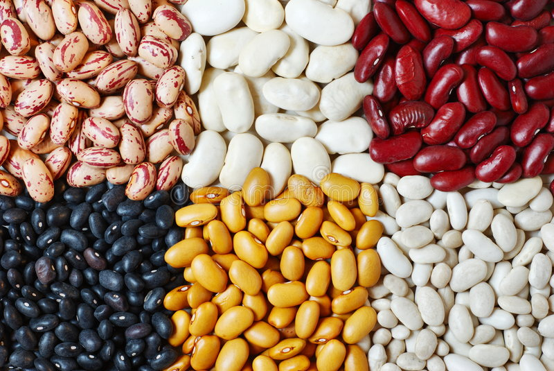 Beans mixture