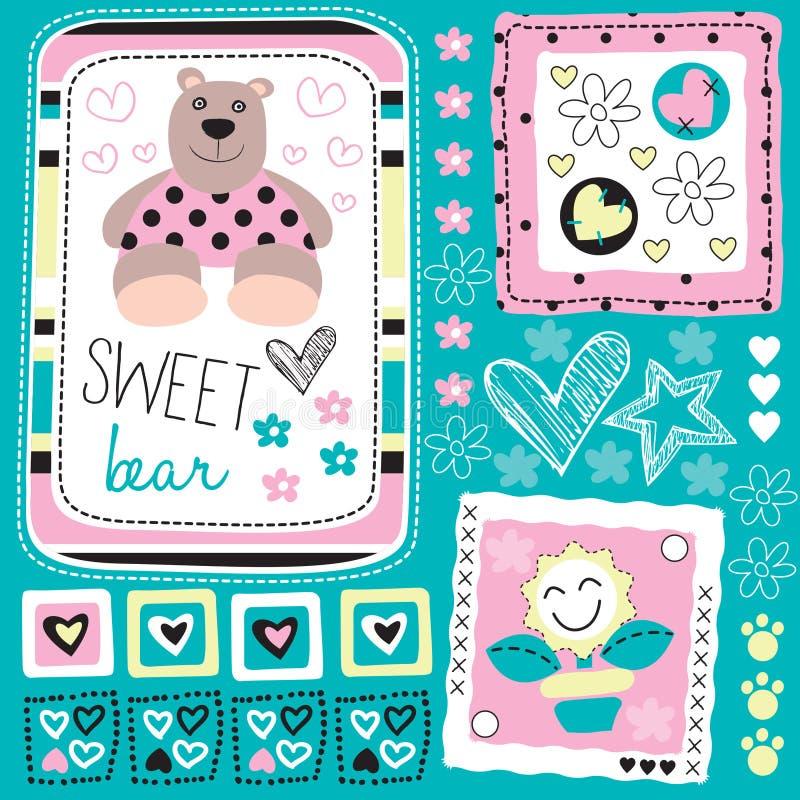 Bear2 libre illustration