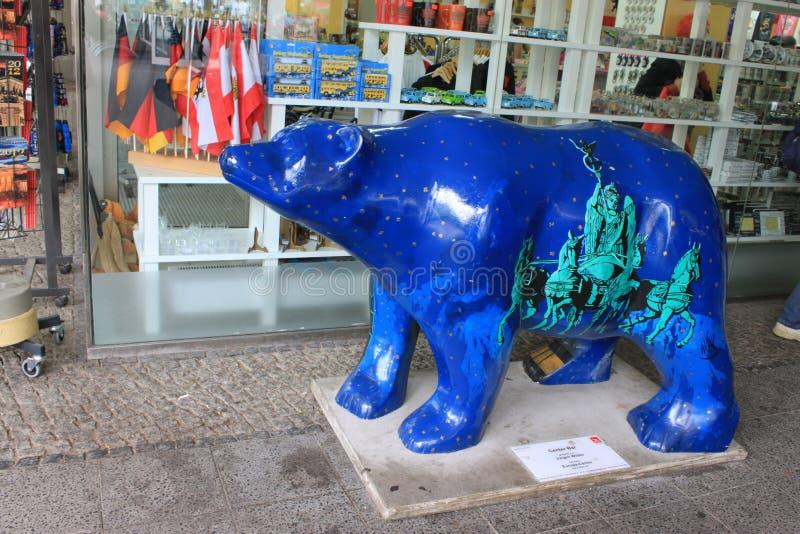 Bear of Berlin - Germany royalty free stock photo