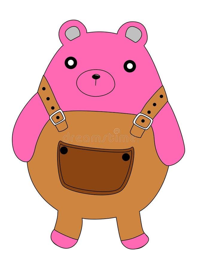 Bear Cartoon Stock Photo