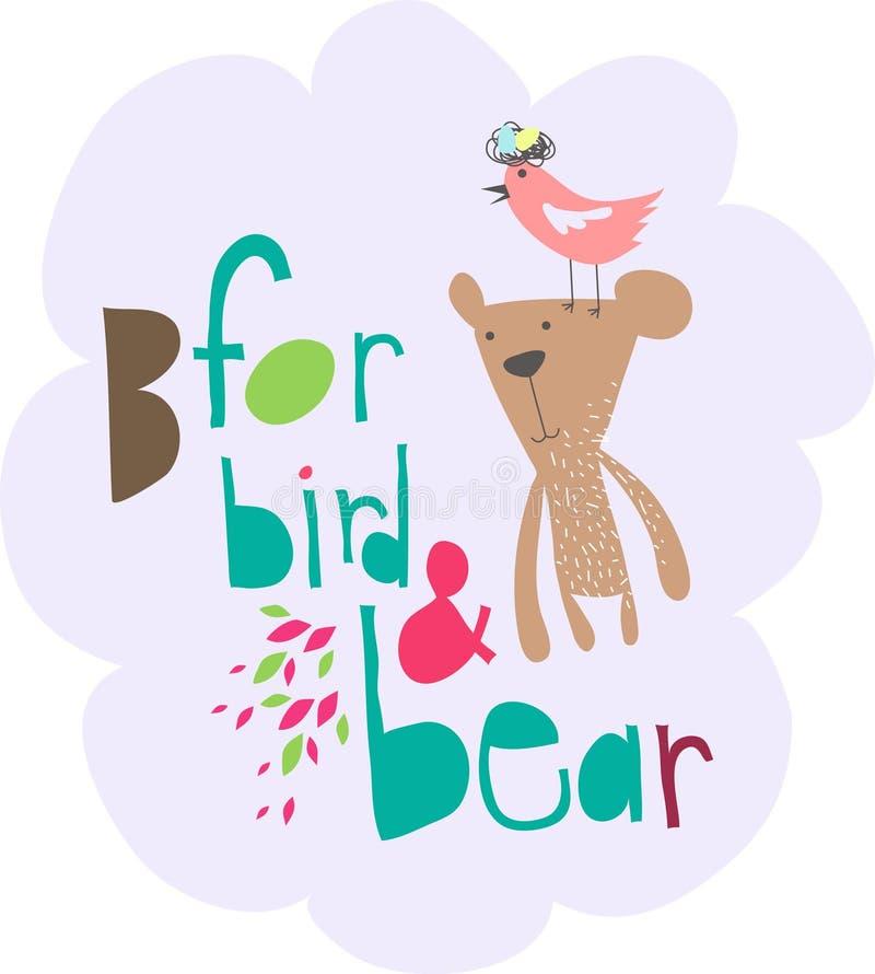 Bear design vector illustration