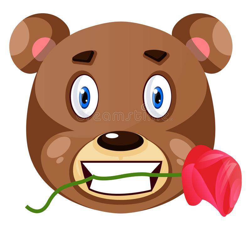 Bear Mouth Stock Illustrations - 3,197 Bear Mouth Stock ... (800 x 733 Pixel)