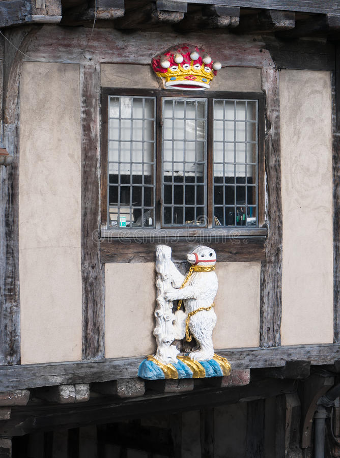 Download Bear And Rugged Staff At The Lord Leycester Hospital Stock Photo    Image Of Window