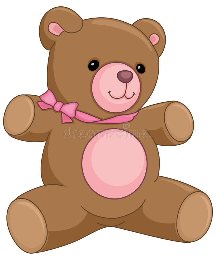 Download Bear vector illustration stock vector. Image of bear - 25427854