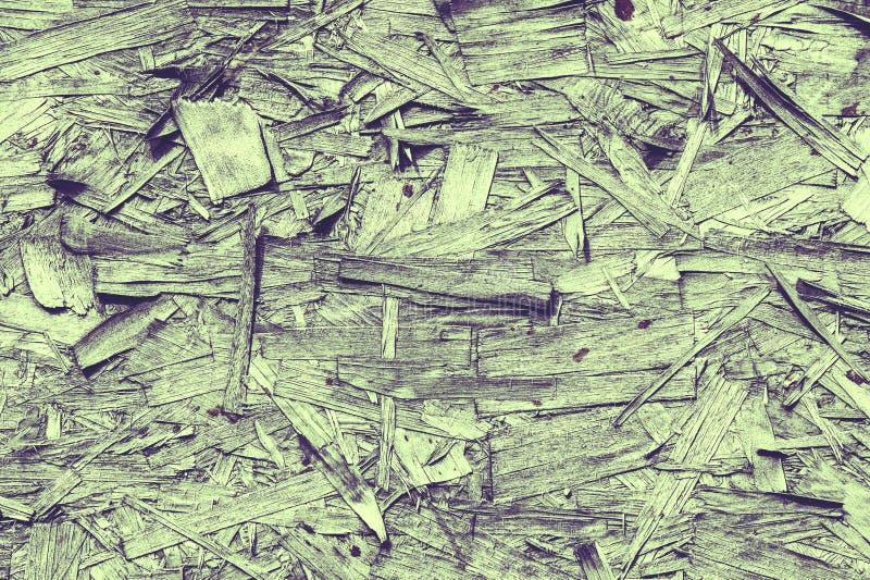 Bearbeta för tappning Texturera bakgrund fiberboard styvt bräde royaltyfria foton