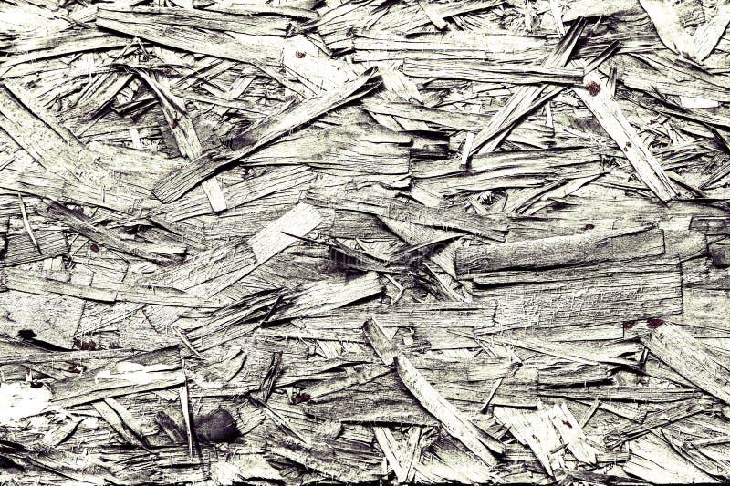 Bearbeta för tappning Texturera bakgrund fiberboard styvt bräde royaltyfri foto