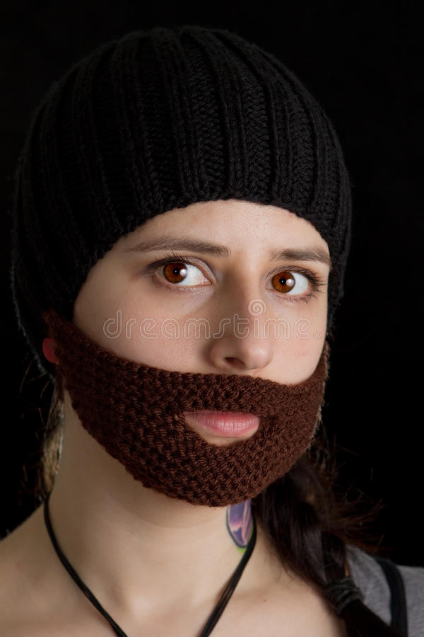Download Beard stock photo. Image of face, crazy, fake, adult - 24090434