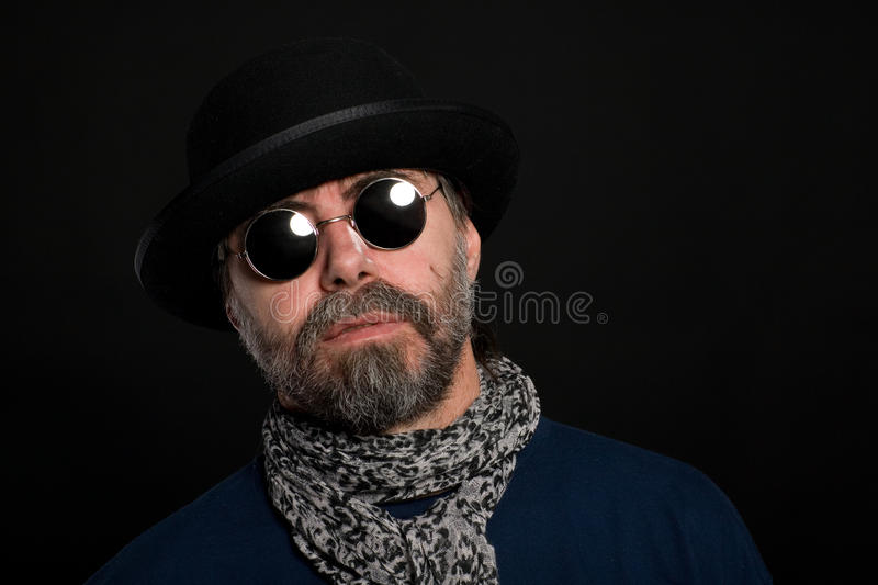 Download Bearded Man Stock Image - Image: 17207991