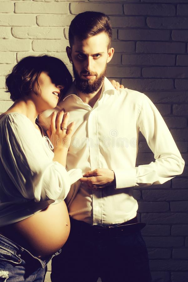 Consider, naked pregnant women couple confirm
