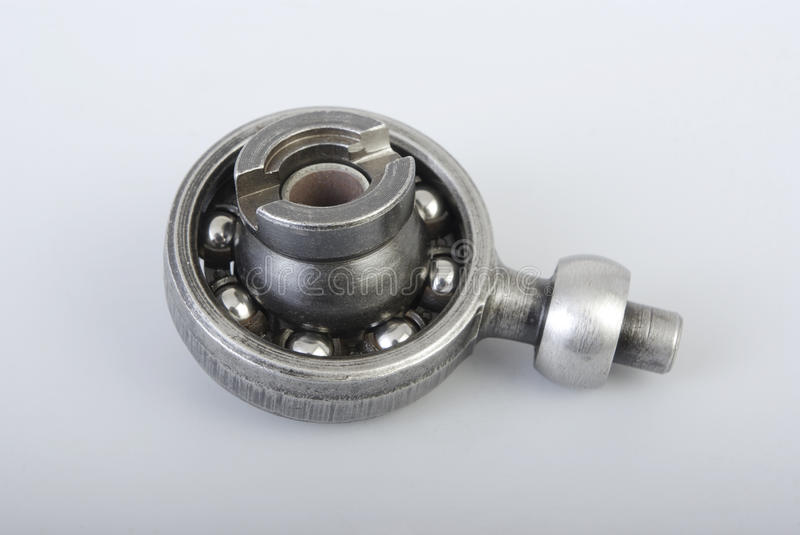 Download Bearing stock photo. Image of isolated, bearing, white - 18073792