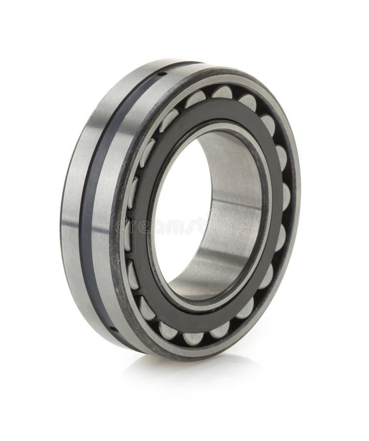 Bearings tool on white. Background stock image