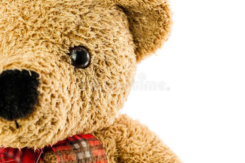 Download Bears Doll On White Background Stock Image - Image: 26787993