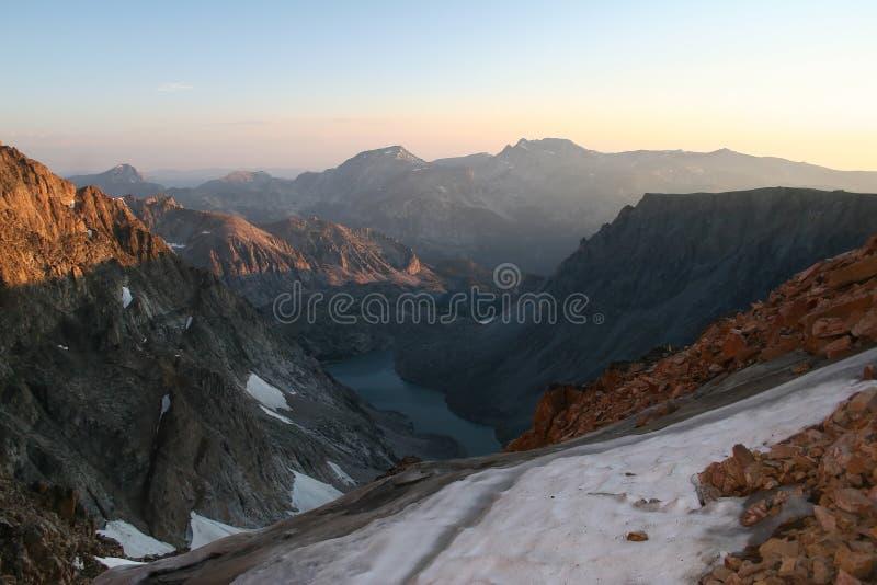 beartooth góry obrazy royalty free