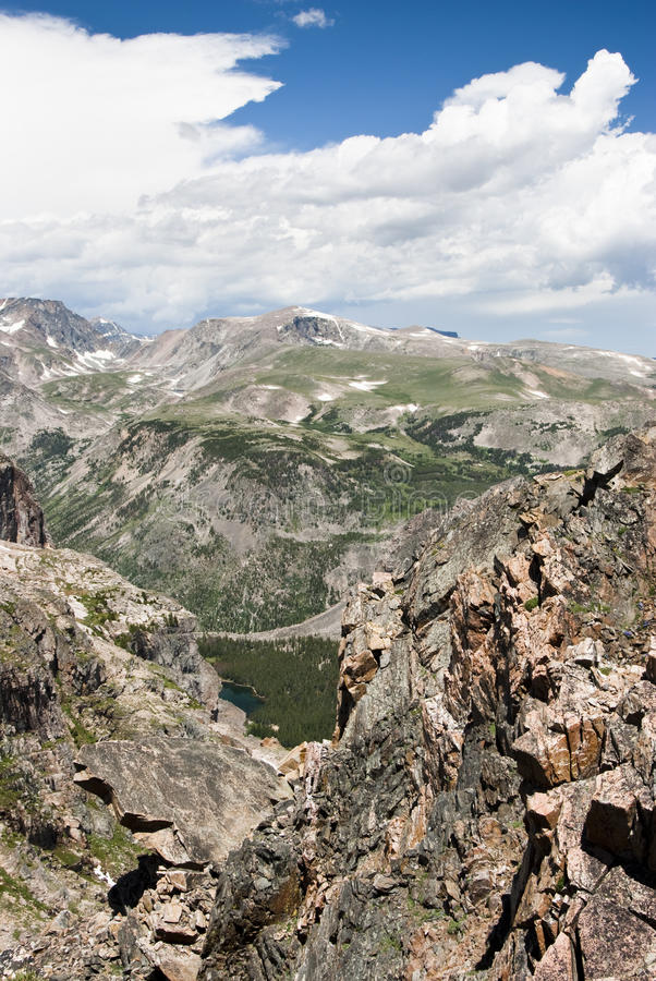 Beartooth Pass Royalty Free Stock Images