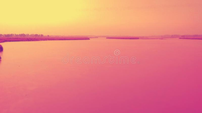 Beas punjab & x28;india& x29;. While traveling from jalandhar to Amritsar found this beautiful place royalty free stock photo