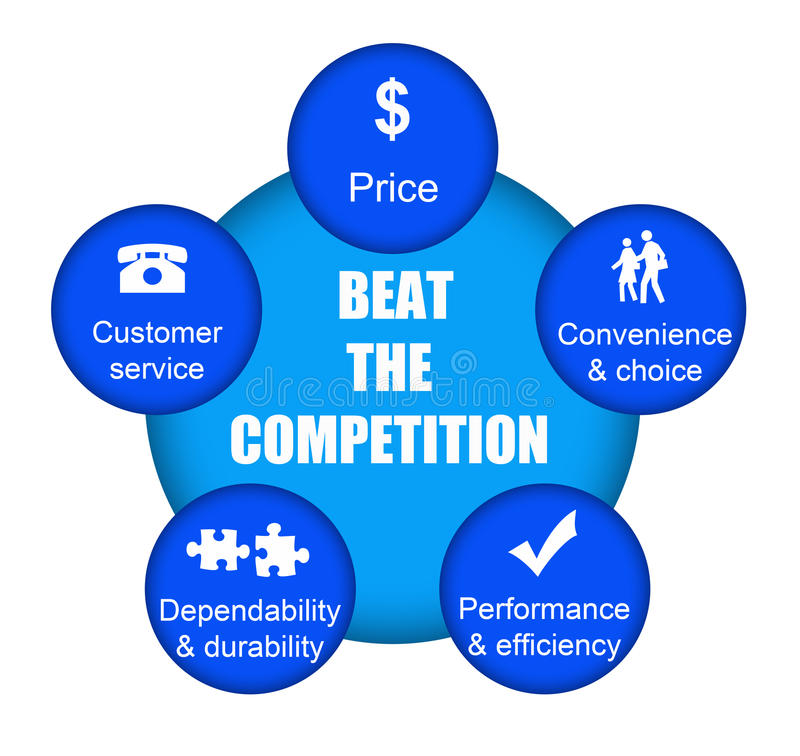 Download Beat The Competition Stock Images - Image: 15760544