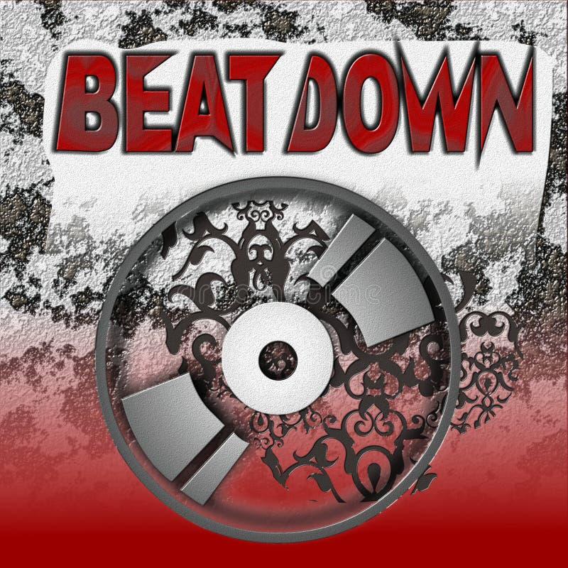Beatdown imágenes de archivo libres de regalías