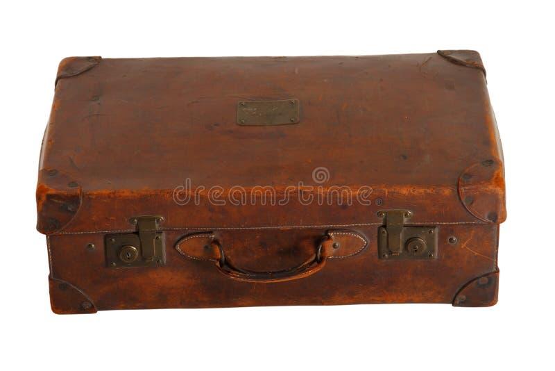 Download Beaten-up vintage luggage stock photo. Image of retro - 12165386