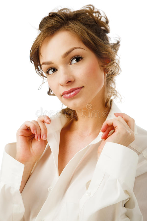 Beatuy girl stock photo