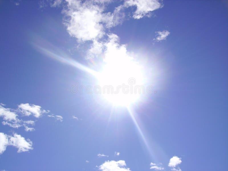 Beaty des Himmels lizenzfreie stockfotografie