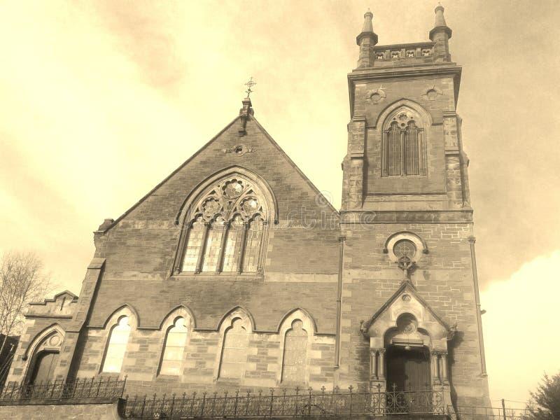 Beau bâtiment religieux photos stock
