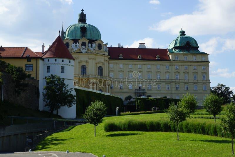 Beau bâtiment Vienne Autriche images libres de droits