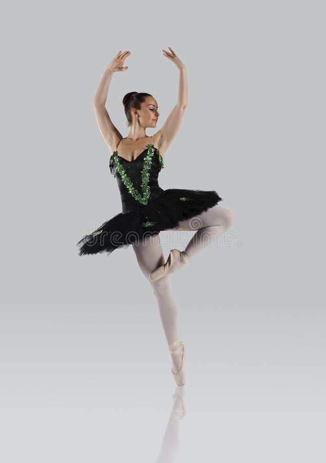 Beau ballet photo libre de droits