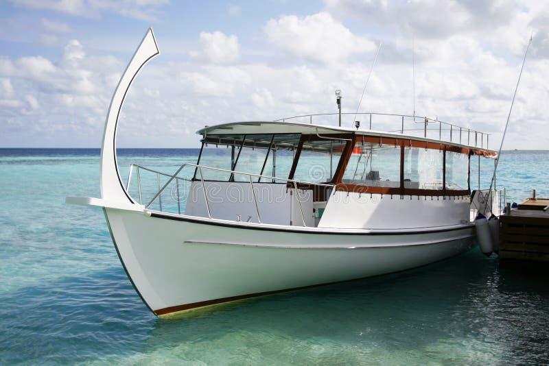 Beau bateau photos libres de droits