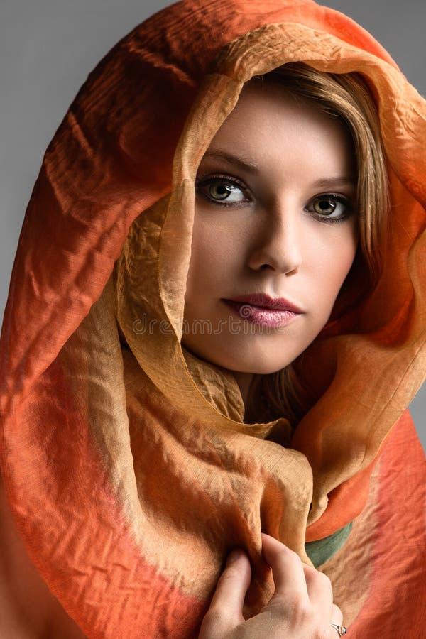 Beau #3 blond BB143867-5 images libres de droits