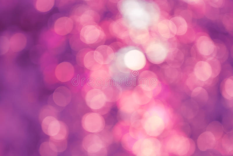 Beau bokeh de fond rose-clair photographie stock