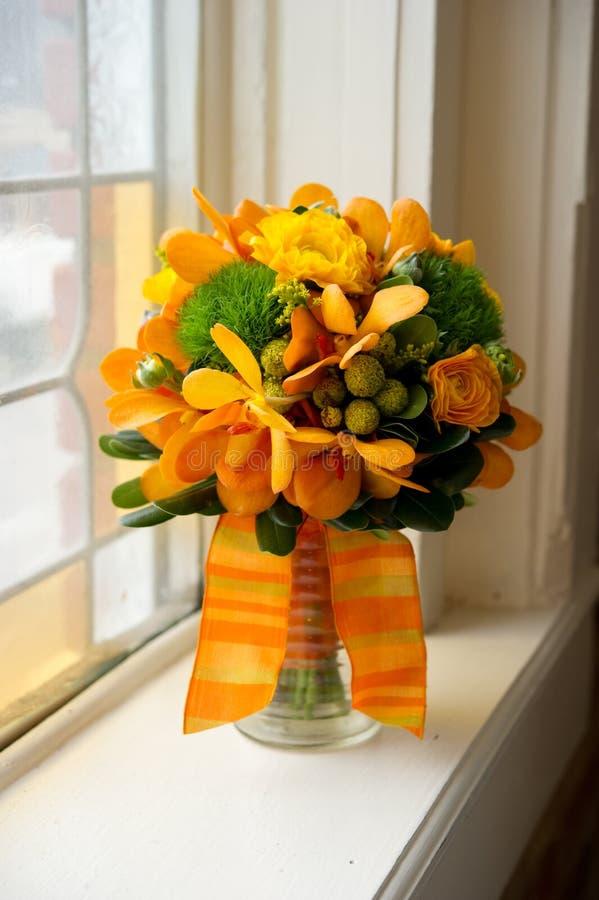 Beau bouquet floral image stock