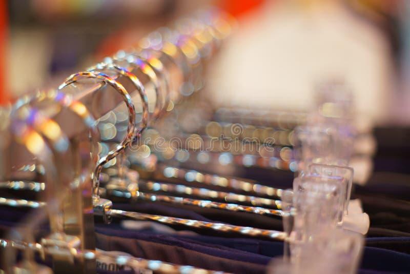 Beau cintre brouillé abstrait avec la lumière de bokeh photographie stock