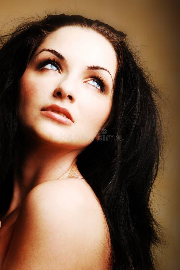 Beau femme image libre de droits